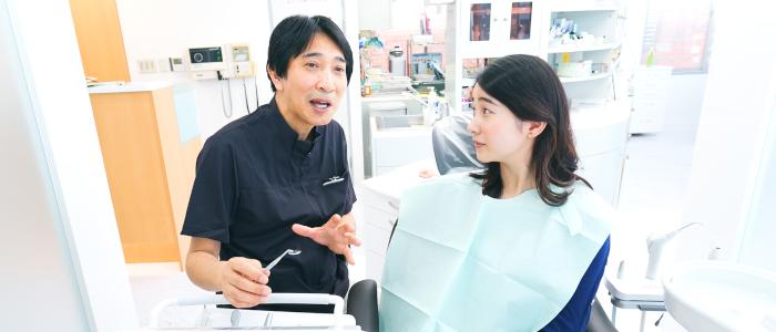滝沢歯科医院院長