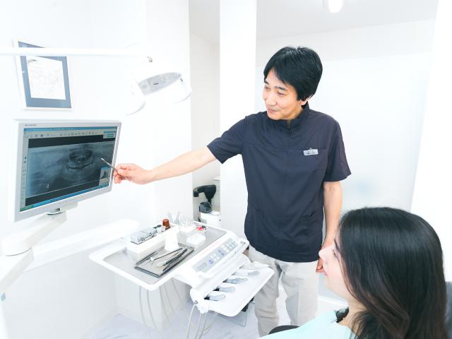 より高みをめざした歯科診療